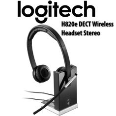 Vector Technology, Wireless Headset, Electronics Gadgets, Logitech, Office Phone, Noise Cancelling, Audiophile, Stand Up, Dubai