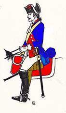 Asamblea de Caballería 1792 Chile