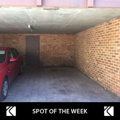 Need parking at UWA? Simply download the Kerb app and book our 'Spot of the Week' for just $7 per day!