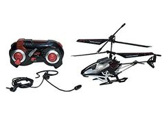 Hobby RC Helicopters - Sky Rover Voice Command Heli Vehicle *** You can find more details by visiting the image link.