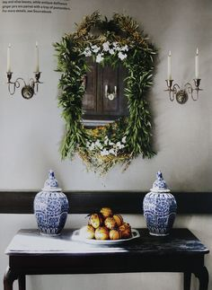 Veranda Holiday Issue @putnamflowers