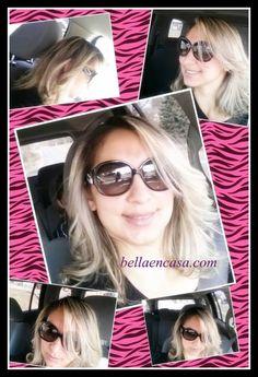COMO LOGRAR UNA DECOLORACIÓN BLANCA SIN MALTRATAR EL CABELLO!!!!!! ~ Bella en Casa.com
