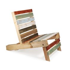 Magnetic Pallet Chair 1