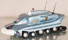 captain scarlet - many fond memories of playing with this