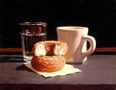 Ralph Goings - Diner Still Life