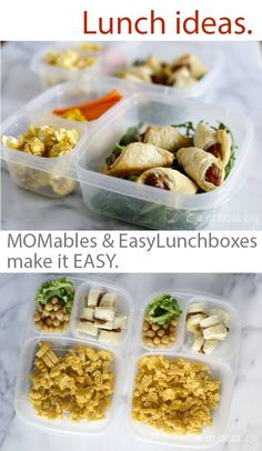 The right tools make it easy. With @MOMables and @EasyLunchboxes you're pretty much set.