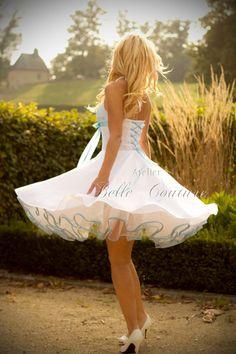 Atelier Belle Couture | Petticoatbrautkleid