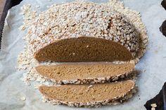 Thermomix Rye Oat Bread
