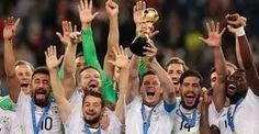 Tribuna Esportiva RS: Copa das Confederações-Alemanha Campeã