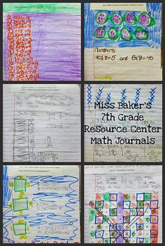 GREAT math and science blog!