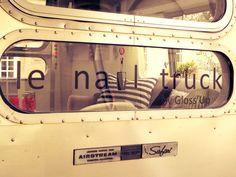 Nail Truck Paris