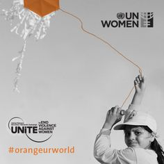 #orangeurworld in #16days