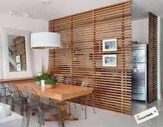 IKEA Mandal dělící stěna + minimalist kitchen design for small space