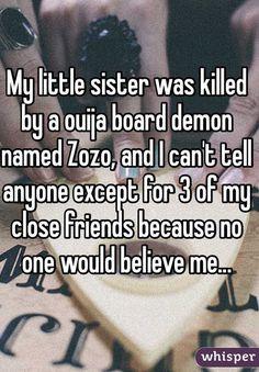 Ouija Board Experience Stories Essays - image 5