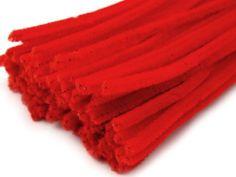 Chenilledraht / Pfeifenreiniger Ø6mm 100stück XXL-Packung je 30cm länge - verschiedene Farben wählbar (rot) Unbekannt http://www.amazon.de/dp/B00GEJM5OA/ref=cm_sw_r_pi_dp_R60Cvb1J0RK45