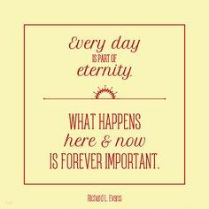 Richard L. Evans - April 1971 LDS General Conference  #lds #ldsconf #quotes