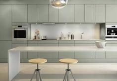 Afbeeldingsresultaat voor NCS S 2005 Kitchen Contemporary Kitchen Renovation, Sky Garden, Kitchen Cabinet Colors, Kitchenette, Kitchen Interior, Ikea, Kitchens, Trends, Interior Design