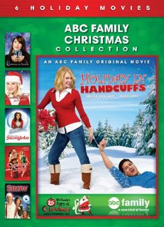 ABC Family Christmas Collection 6 Pack (Christmas Cupid, Christmas In Boston, Snow, Santa Baby 2: Christmas Maybe, Snowglobe, Holiday In Handcuffs) ABC Family - Gaiam http://www.amazon.com/dp/B00DNLZRXI/ref=cm_sw_r_pi_dp_Wd6Fub0AV4YWR