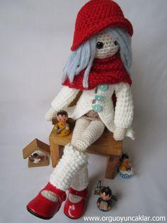 Amigurumi Winter Doll Pattern by Denizmum on Etsy, $8.00