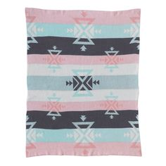 Lolli Living - Knitted Blanket - Aztec [44043] - $31.00 : POSH BABY - TAX Free Shopping on modern furniture, strollers, clothing, toys, gear, gifts and baby essentials since 2003 www.poshbaby.com