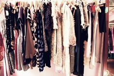 My closet!!! Don't you love it????