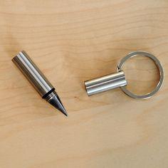 Metal Inkless Pen
