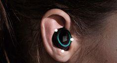 Wireless Earphones Are Also In Ear Smartphone