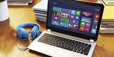 Go back to school with a new Windows 8 PC.