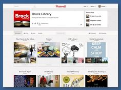 ACRL 2013: Academic Libraries - Brock Library, Brock University, St. Catharines, ON [11/7/12]