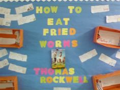 how to eat fried worms book summary