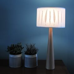 http://www.helenrawlinson.com/product/long-leaf-lampshade