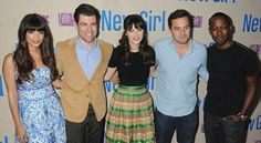 """New Girl"" had the coveted position of being the television show to air right after the Super Bowl, and it paid off in the ratings."