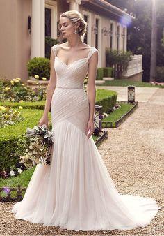 Casablanca Bridal 2234 Freesia Wedding Dress photo