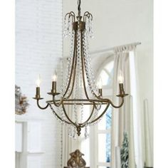 metal chandelier - Google Search