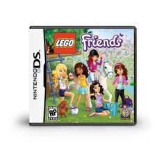 Amazon.com: LEGO Friends - Nintendo DS: WB Games: Video Games   @giftryapp