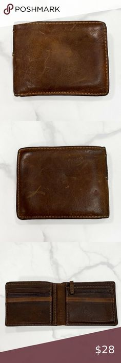 Relic Women/'s Wallet Checkbook Cover Credit Card Holder RFID Chocolate Brown
