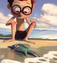 Carlos Felipe Leon - Mr. Peabody & Sherman