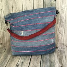 Chobe Bag - Jeansupcycling
