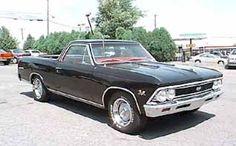 1966 Chevy El Camino.