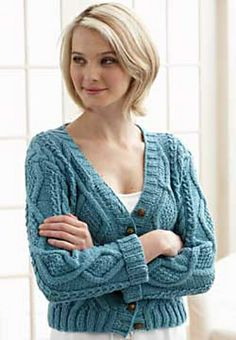 I hope I enjoy the sweater as much as I am enjoying knitting it!  Ravelry: Must Have Cardigan pattern by Patons