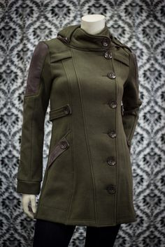 laureate olive by three stones clothing.  theloopclothing.ca
