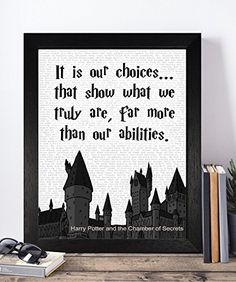 From 3.49 Vintage Harry Potter Quotes Unframed Print Poster Christmas Xmas Birthday Gifts For Him Her Home Decor Wall Art For Bedroom Living Room Hallway Housewarming Home Decor Elf Dobby Hogwarts Dumbledore