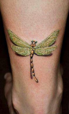 Realism Insect Tattoo by Anabi Tattoo - http://worldtattoosgallery.com/realism-insect-tattoo-by-anabi-tattoo/