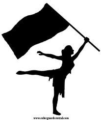 I am trying out for my school's color guard captain and I need help starting :)?