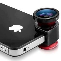 Great new gadgets -- Macro Lens for iPhone