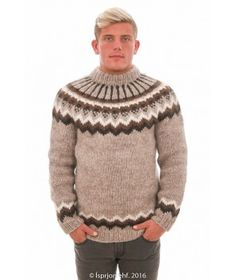 Icelandic Sweater - Traditional Pullover
