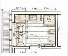 La salle de bains sous les combles:  Villeroy & Boch