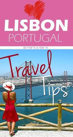 Lisbon-Portugal Travel Tips