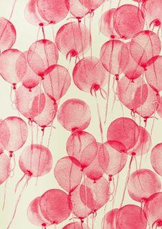 balloon pattern photography