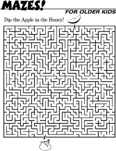 kids mazes - Google Search